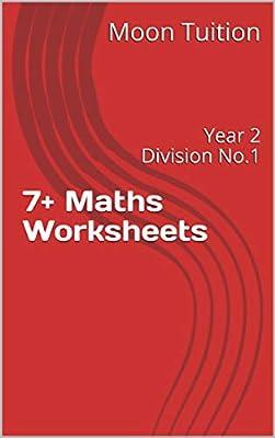 7+ Maths Worksheets: Year 2 Division No.1