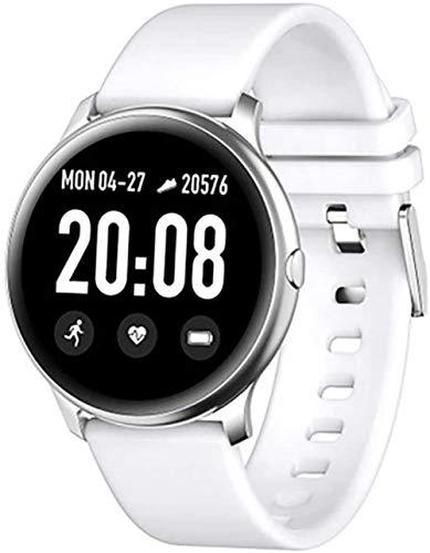 Rastreador de fitness inteligente rastreador de fitness/pulsera inteligente de moda esfera redonda monitor de sueño pulsera reloj inteligente
