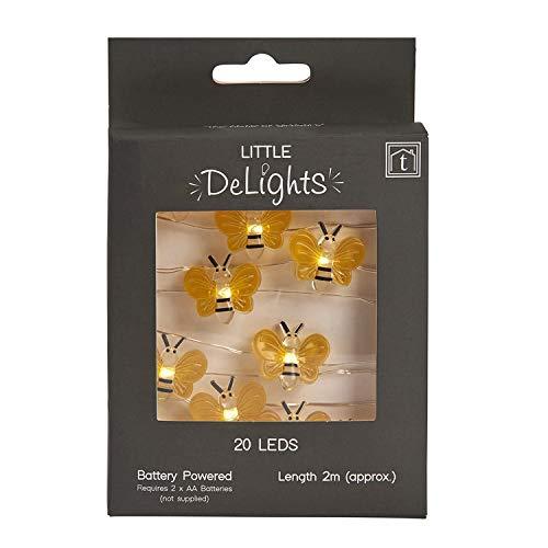 Transomnia Bumble Bee Lights - Stringa LED a batteria - Little Delights
