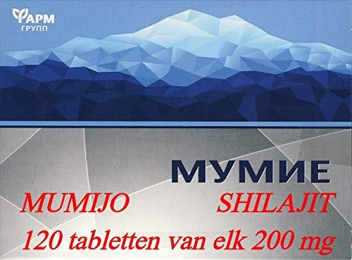 MUMIJO - Original Altai Sibirien - 120 Tab, Мумиё