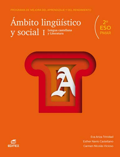 PMAR - Ámbito lingüístico y social I. Lengua castelllana y Literatura (Secundaria)