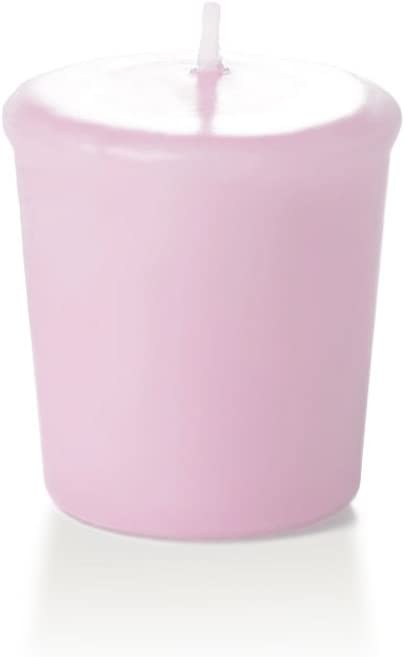 yummi Case of Today's only lowest price 54 15hr Blush Votive Candles