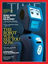 Time Magazine November 4 2019- What women need written by Angelina Jolie [No mailing labels]