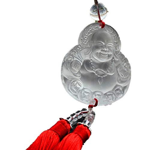 Fengshui - Décoration de rétroviseur à Suspendre - Motif Bouddha