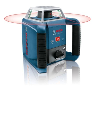 Bosch Rotationslaser GRL 400 H / LR1 / BT170 / GR240, 061599403U