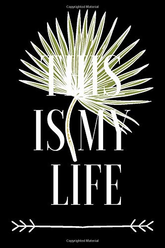 THIS IS MY LIFE A JOURNAL OF US: What I love about you linked journal ,100 pages,6 * 9 inch soft cover