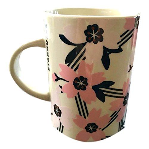 Starbucks for Coffee or Tea - 12 Ounces Cherry Blossom Mug Spring 2018