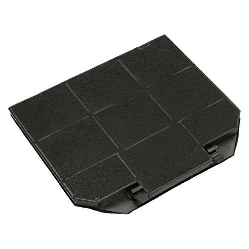 ?WESSPER® Campana extractora filtro para Zanussi ZHC4284X (, carbón)
