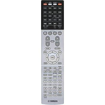Yamaha RAV505 AV Receiver Remote Control for RX-A830  ZF27030