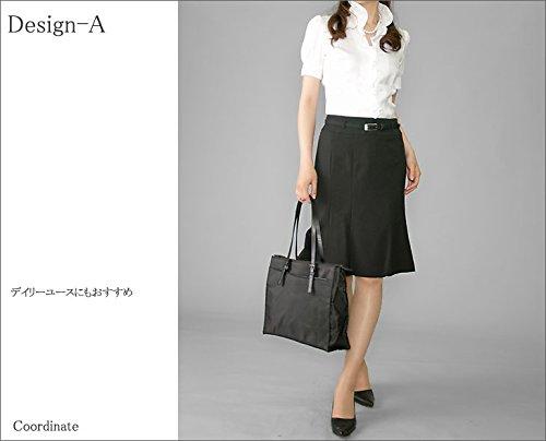 (アッドルージュ)AddRougeA4サイズ収納可能ビジネス&リクルートバッグ[y5423-5425]F[A]ブラック