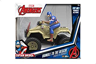 Toy State Captain America cars toy For Boys , 77053