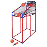 Portzon Basketball Hoop Arcade Game, Adjustable Hoop Shooting Games...