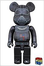 medicom toy BEARBRICK STAR WARS DARTH VADER(TM) CHROME Ver.400 メディコム・トイ ベアブリック スターウォーズ ダース・ベイダー (400%)