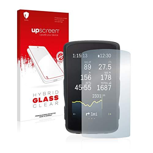upscreen Protector Pantalla Cristal Templado Compatible con Hammerhead Karoo 2 Hybrid Glass - 9H Dureza