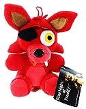 Cinco noches en Freddy's 12 'Plush: Foxy