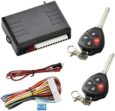 YIWMHE Door Key Car Alarm Central with Remot Locking Centralized It is very Rare popular