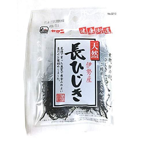 長 ひじき 天然 伊勢産 乾燥 ヒジキ 13g
