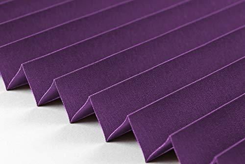 Plissee Violett HOME-VISION - 5