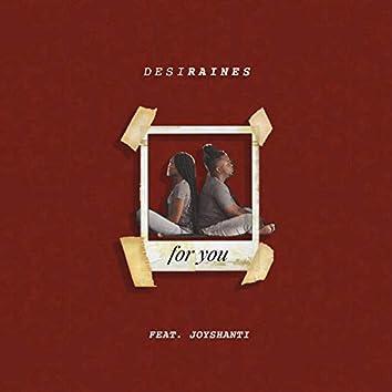 For You (feat. Joyshanti)