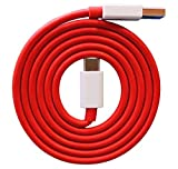 OnePlus Dash Charge Type-C Cable: It supports 5V 4A fast charge for OnePlus 8T. OnePlus 8, OnePlus 7T, OnePlus 7 Pro, OnePlus 7, OnePlus 6T, OnePlus 6, OnePlus 5T, OnePlus 5, OnePlus 3T, OnePlus 3, OnePlus Bullets Wireless 2, OnePlus Bullets Wireless...