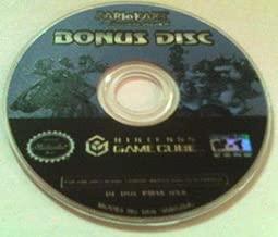 Mario Kart Double Dash Bonus Disc - Only Gamecube Bonus Disk Included
