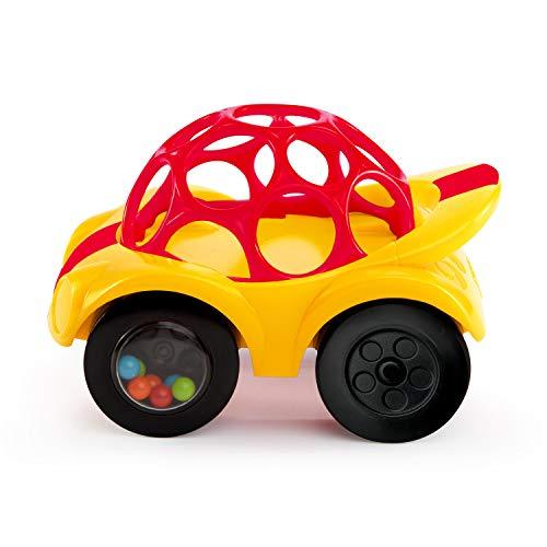 O'ball オーボール ラトル&ロール ブルーカー (81559) by Kids II