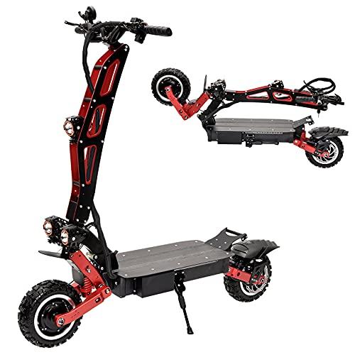 YX-ZD Scooter Eléctrico Todoterreno De 11