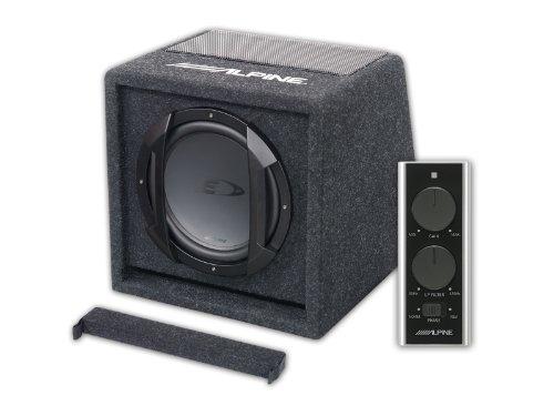 Alpine SWE-815 Auto-Soundsystem schwarz