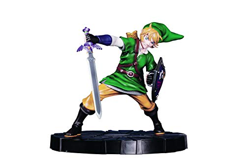 Legend Zelda Skyward Sword Link Statue