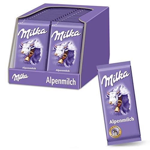 Mondelez Deutschland GmbH -  Milka Alpenmilch 32