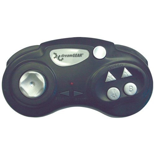 Dreamgear Dgun-937 Plug & Play Controller With 15 Built-In Games