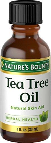 Nature's Bounty Tea Tree Oil Herbal Health Oil