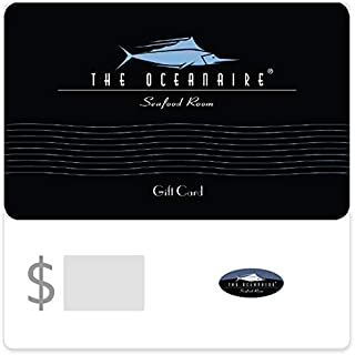 Oceanaire Restaurants - E-mail Delivery