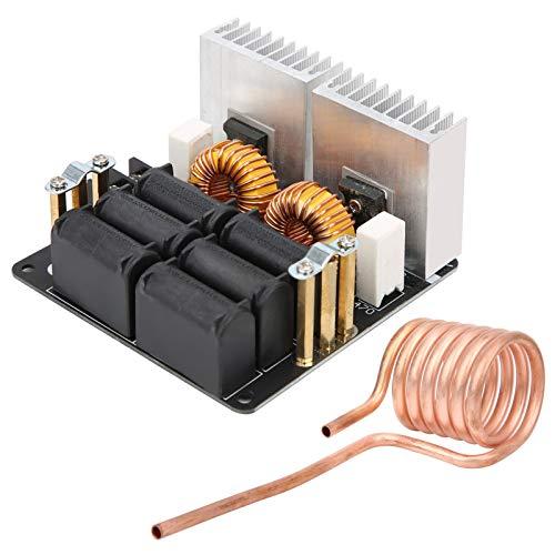Módulo de placa de calentamiento por inducción de 1000 W Módulo PCB de alta frecuencia del controlador Flyback con anillo cobre y ventilador de refrigeración para inversor de voltaje del generador