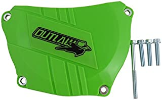 Outlaw Racing Clutch Cover Protector for Kawasaki