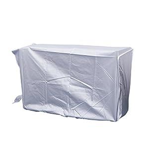 WINOMO - Protector antipolvo, impermeable al agua, para aire acondicionado de ventana