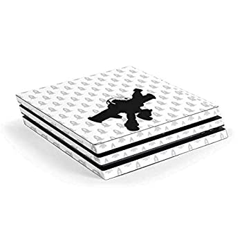 Skinit Decal Gaming Skin Compatible with PS4 Pro Console - Officially Licensed Disney Buzz Lightyear Silhouette Design