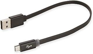 كابل يو اس بي لاجهزة الاندرويد من سكوتش ، 1 متر ، اسود ، MFLED