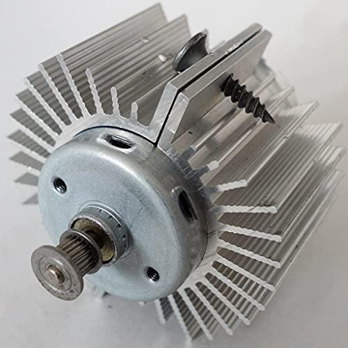 DIY impresora Speedup Accesorios Motor disipador de calor para Epson 1390 1400 1430 1500 L1300 L1800 impresoras de inyección de tinta