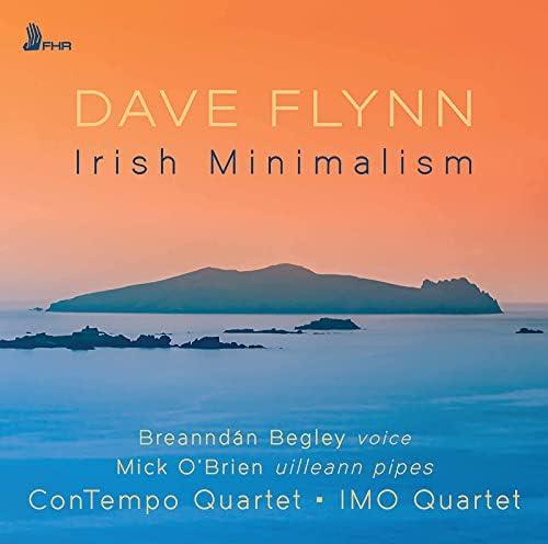 Breanndán Begley, Mick O'Brien, ConTempo Quartet & IMO Quartet