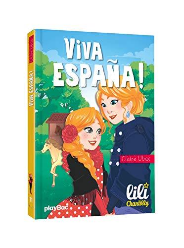 Lili Chantilly - Viva Espana ! - Tome 11