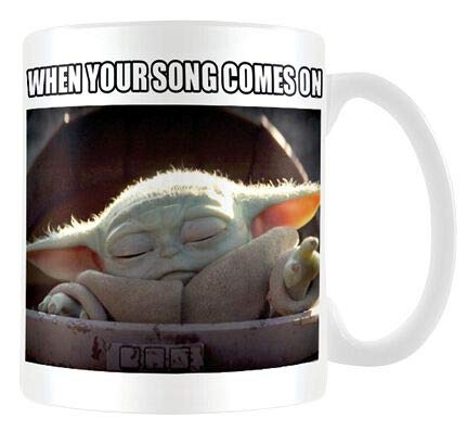 Star Wars: The Mandalorian (When Your Song Comes On) Mug