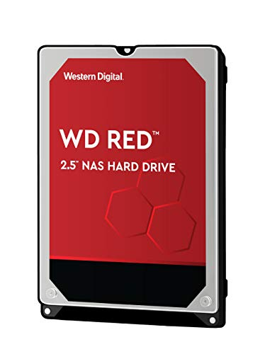 "WD Red 1TB 2.5"" NAS Disque dur interne - 5400 RPM - WD10JFCX"