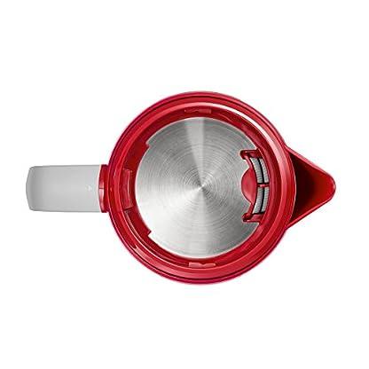 Bosch-TWK3A014-CompactClass-kabellloser-Wasserkocher-schnelles-Aufheizen-Wasserstandsanzeige-beidseitig-berhitzungsschutz-17-L-2400-W-rot