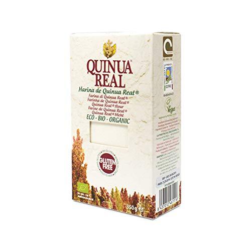 Harina de quinoa real BIO/FAIR TRADE       350 g