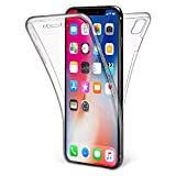 Olixar iPhone X FlexiCover