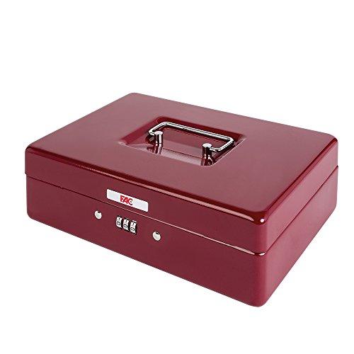FAC 17047 Caja de caudales, Rojo