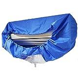 部屋の壁に取り付けられたエアコンクリーニングバッグスプリットエアコンウォッシングカバー防水防塵プロテクター2 P / 3 P
