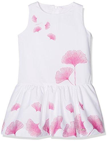 Conguitos Vestido Niña Flores Rosa Niñas