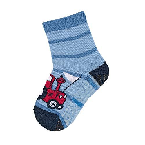 Sterntaler baby - jongens Fli AIR tractor sokken, per verpakking blauw (Marine 300), (fabrikantmaat: